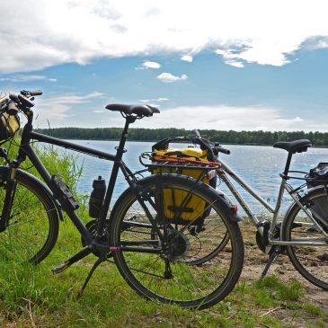 Radfahren um den Wallersee